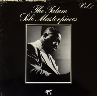 Art Tatum - The Tatum Solo Masterpieces Vol. 8 (LP) (VG-/F++)